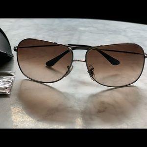 Ray- Ban Aviator Sunglasses
